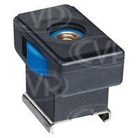 Dedolight DLBSA-T (DLBSAT) 1/4inch tread shoe mount adapter for use with Ledzilla